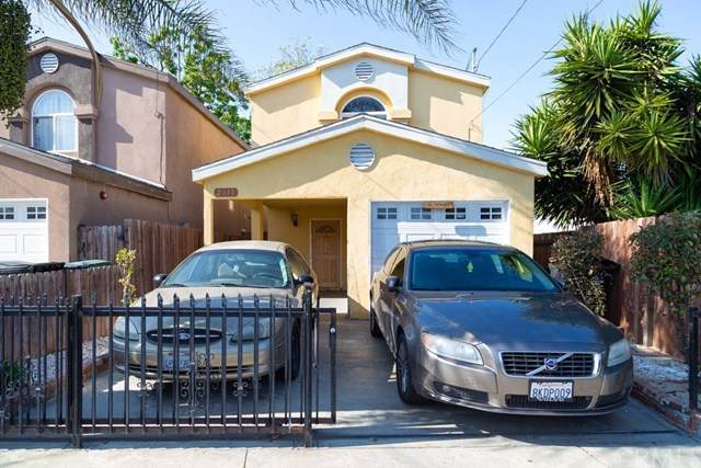 2111 E Stockwell Street, Compton, CA 90222 (#DW20070571) :: Case Realty Group