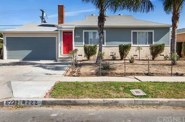 8222 Vanscoy Avenue, North Hollywood, CA 91605 (#SR20070582) :: The Bhagat Group
