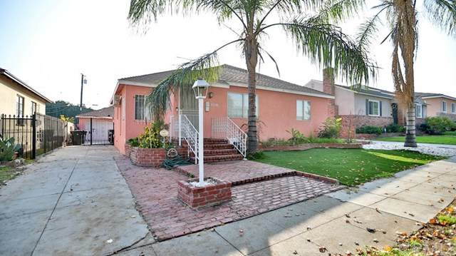 1016 E Ross Avenue, Alhambra, CA 91801 (#OC20070620) :: The Laffins Real Estate Team