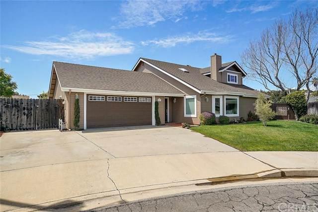 501 Hawkins Court, Arroyo Grande, CA 93420 (#PI20068646) :: Rose Real Estate Group