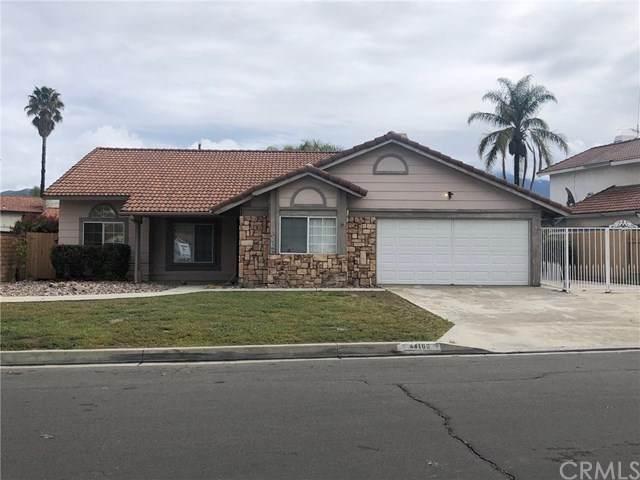 44160 Compiegne Drive, Hemet, CA 92544 (#SW20070040) :: Allison James Estates and Homes