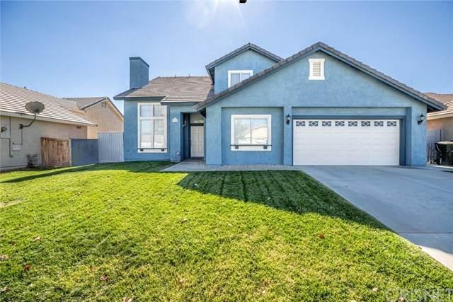 2708 Cold Creek Avenue, Rosamond, CA 93560 (#SR20070219) :: The Laffins Real Estate Team
