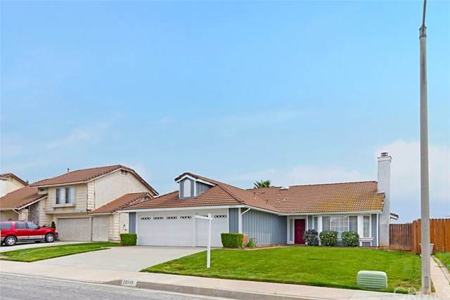 22385 Sheffield Drive, Moreno Valley, CA 92557 (#IV20070827) :: Case Realty Group
