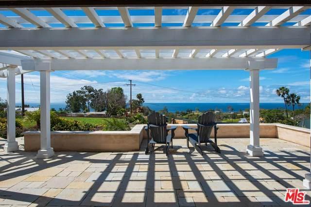 30081 Harvester Road, Malibu, CA 90265 (#20569866) :: Allison James Estates and Homes