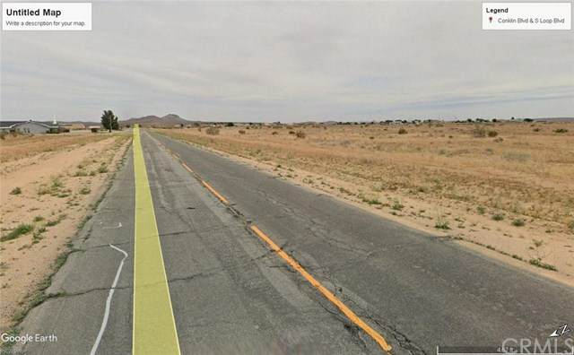 0 S. Loop Blvd, California City, CA 93505 (#OC20070430) :: The Laffins Real Estate Team