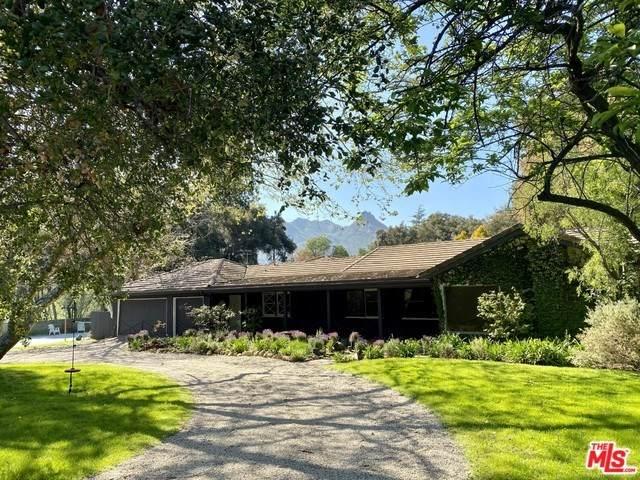 509 Crater Camp Drive, Calabasas, CA 91302 (#20570016) :: Allison James Estates and Homes