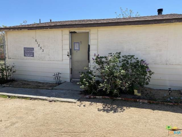 61853 Grand View Circle, Joshua Tree, CA 92252 (#20569734) :: The Brad Korb Real Estate Group