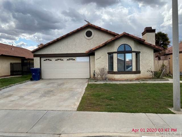 37433 Lilacview Avenue, Palmdale, CA 93550 (#SR20071093) :: Case Realty Group