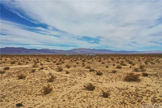 0 Shoshone Valley Avenue, 29 Palms, CA 92277 (#OC20071161) :: RE/MAX Empire Properties