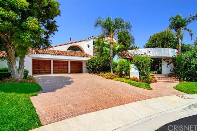 16844 Monte Hermoso Drive, Pacific Palisades, CA 90272 (#SR20071219) :: Twiss Realty