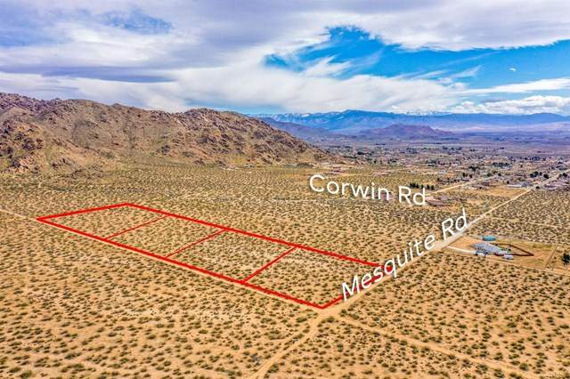 0 Chrysolite Road, Apple Valley, CA 92307 (#523405) :: Twiss Realty