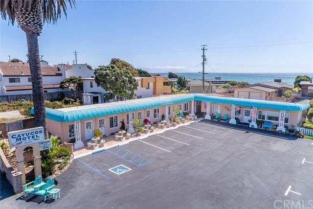20 S Ocean Avenue A, Cayucos, CA 93430 (#SC20071299) :: RE/MAX Parkside Real Estate