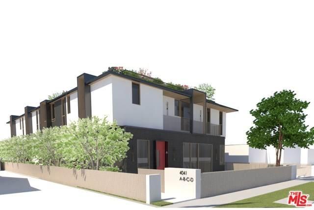 4041 Sawtelle Boulevard, Culver City, CA 90066 (#20569842) :: Berkshire Hathaway HomeServices California Properties