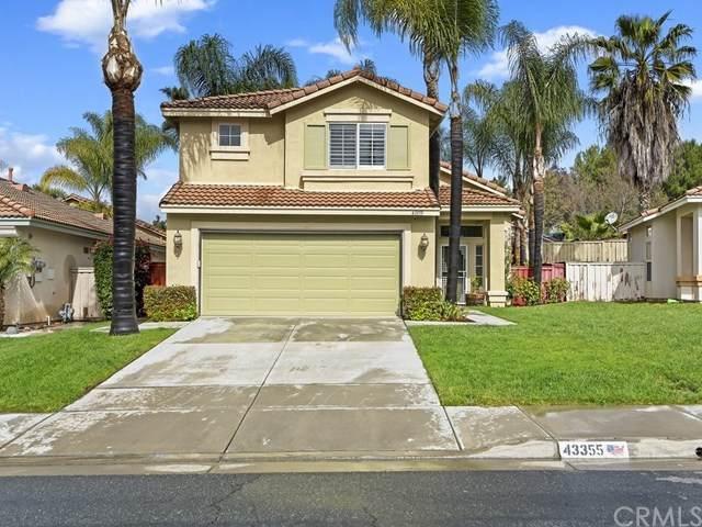 43355 Corte Benitez, Temecula, CA 92592 (#SW20071020) :: Blake Cory Home Selling Team