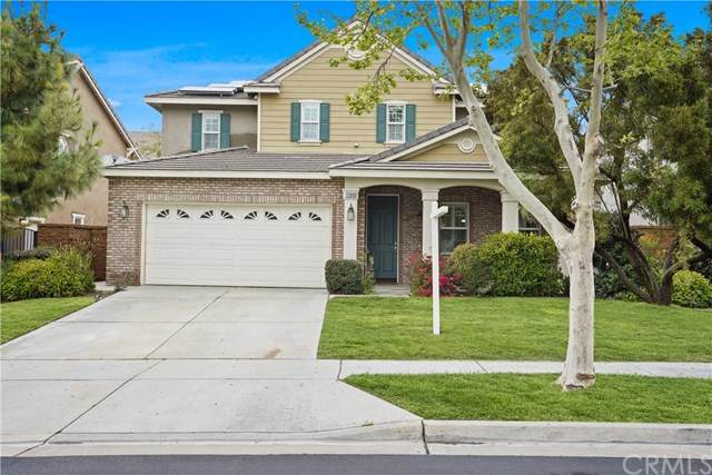 15848 Snowy Peak Lane, Fontana, CA 92336 (#IV20071378) :: Allison James Estates and Homes
