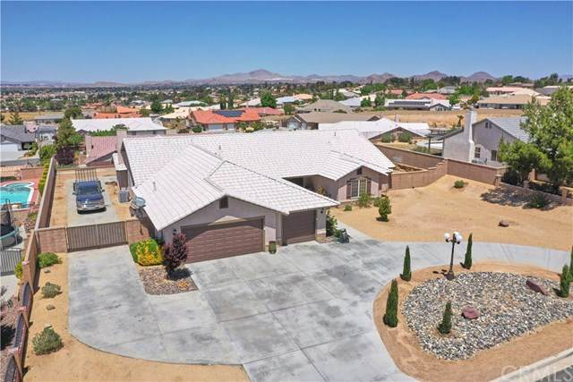 20248 Majestic Drive, Apple Valley, CA 92308 (#CV20071246) :: Allison James Estates and Homes