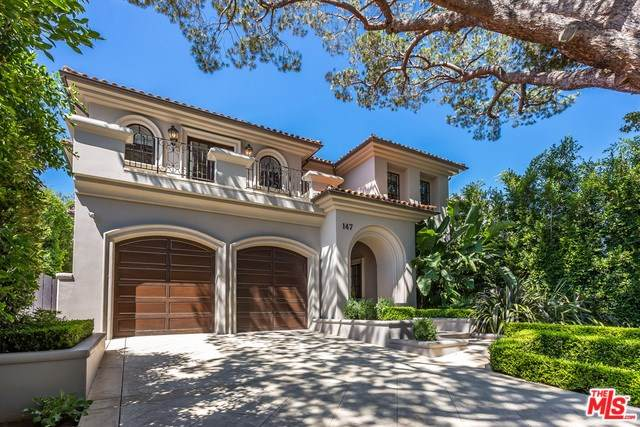 147 S Carmelina Avenue, Los Angeles (City), CA 90049 (#20569904) :: The Miller Group
