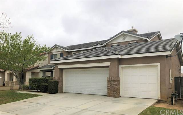 4137 Rainer Place, Quartz Hill, CA 93536 (#BB20071544) :: Doherty Real Estate Group