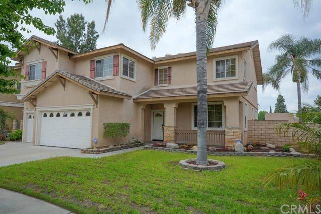9550 Heatherbrook Place, Rancho Cucamonga, CA 91730 (#IV20071540) :: RE/MAX Masters