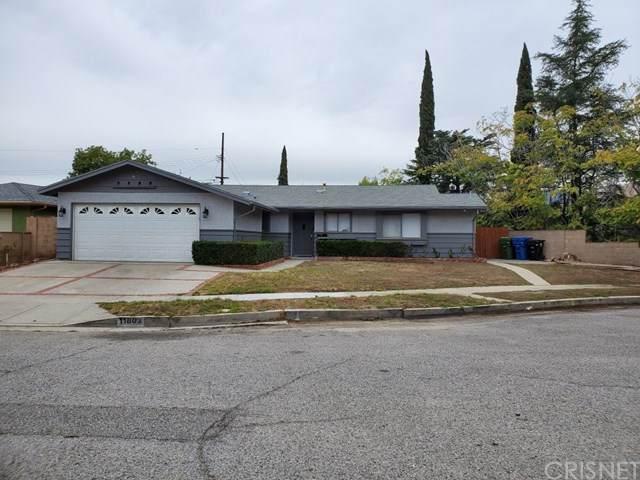 11803 Glamis Street, Sylmar, CA 91342 (#SR20070636) :: Doherty Real Estate Group