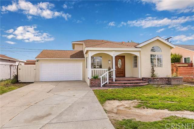 828 W 136th Street, Compton, CA 90222 (#SR20070484) :: RE/MAX Innovations -The Wilson Group