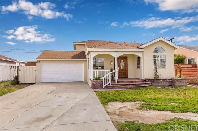 828 W 136th Street, Compton, CA 90222 (#SR20070484) :: RE/MAX Masters