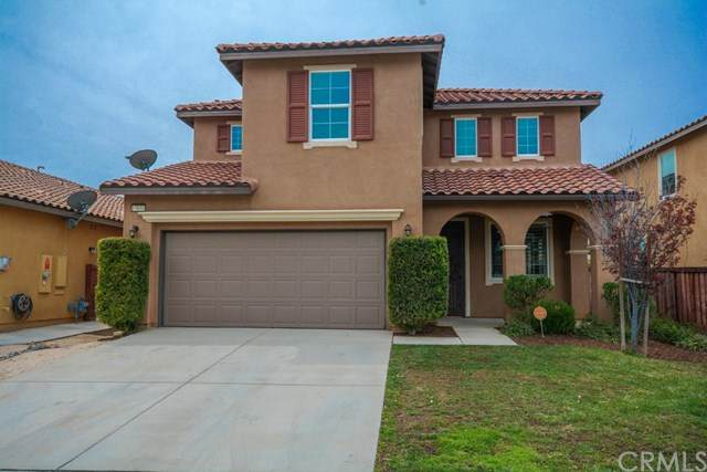 13031 Bowker Play Court, Beaumont, CA 92223 (#IV20071511) :: Allison James Estates and Homes