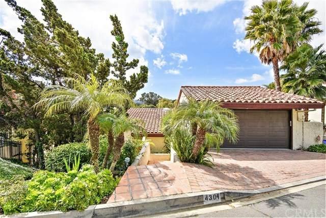 4304 Via Pavion, Palos Verdes Estates, CA 90274 (#PV20070412) :: Millman Team