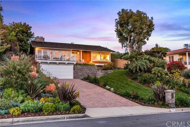2964 Via Alvarado, Palos Verdes Estates, CA 90274 (#PV20072774) :: Millman Team