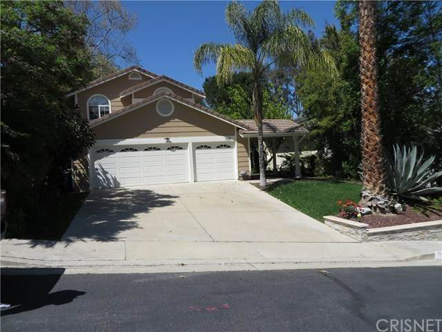 7341 Woodvale Court, West Hills, CA 91307 (#SR20074097) :: Team Tami