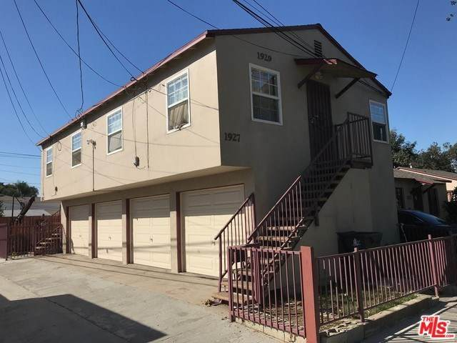 1927 Caspian Avenue, Long Beach, CA 90810 (#20571462) :: The Marelly Group | Compass