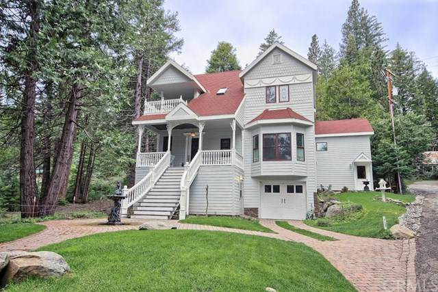 7730 Laurel Way, Fish Camp, CA 93623 (#FR20074567) :: Berkshire Hathaway HomeServices California Properties