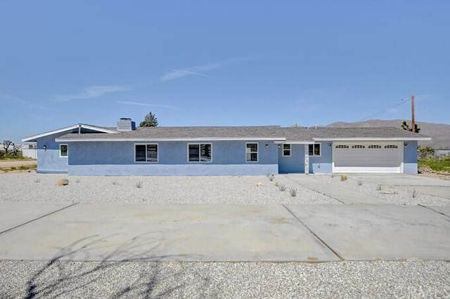 25920 Del Sol Road, Apple Valley, CA 92308 (#EV20074641) :: Sperry Residential Group