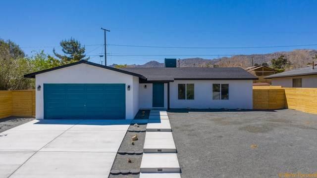 61591 La Jolla Drive, Joshua Tree, CA 92252 (#219041918DA) :: Legacy 15 Real Estate Brokers