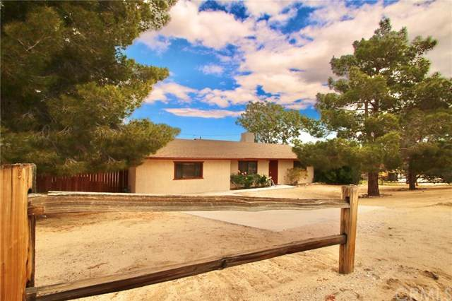 61680 Valley View Drive, Joshua Tree, CA 92252 (#JT20075590) :: Legacy 15 Real Estate Brokers