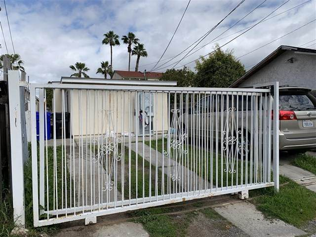 3440 40th, San Diego, CA 92105 (#200017880) :: The Costantino Group | Cal American Homes and Realty