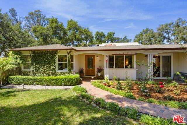 605 Romero Canyon Road, Santa Barbara, CA 93108 (#20573332) :: The Costantino Group | Cal American Homes and Realty