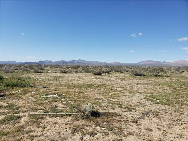 0 Granite, Lucerne Valley, CA  (#CV20079296) :: Crudo & Associates