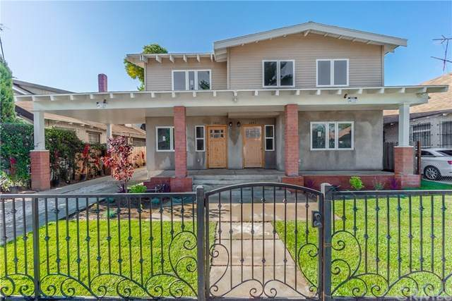 2880 W 14th Street, Los Angeles (City), CA 90006 (#DW20080484) :: The Marelly Group | Compass