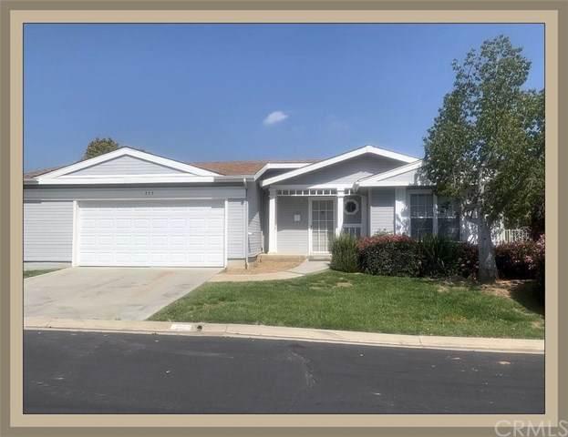 10961 Desert Lawn Drive #255, Calimesa, CA 92320 (#NP20080754) :: A G Amaya Group Real Estate