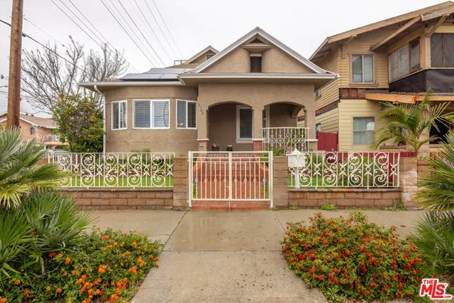 2703 Darwin Avenue, Los Angeles (City), CA 90031 (#20571804) :: Team Tami