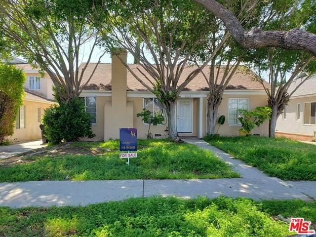 1439 Edris Drive, Los Angeles (City), CA 90035 (#20574400) :: Z Team OC Real Estate