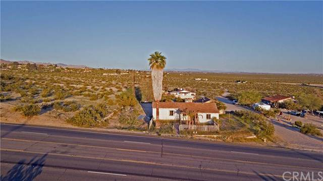 5476 Adobe Road, 29 Palms, CA 92277 (#JT20081423) :: Compass
