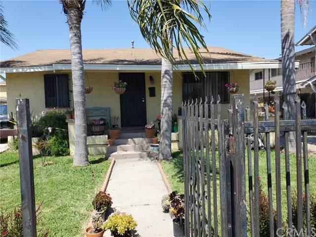 3257 Carlin Avenue, Lynwood, CA 90262 (#MB20081420) :: RE/MAX Masters