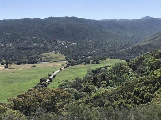 0 Hwy 76, Santa Ysabel, CA 92070 (#200019629) :: The Costantino Group | Cal American Homes and Realty