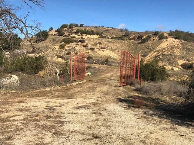 0 Parkhill Road, Santa Margarita, CA 93453 (#PI20083030) :: Mark Nazzal Real Estate Group