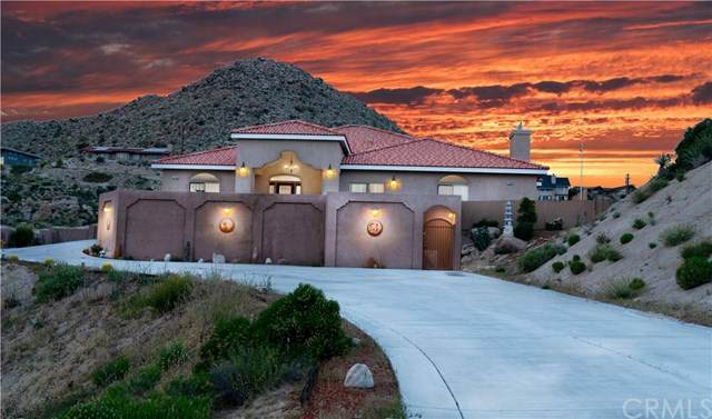 57466 Buena Suerte Road, Yucca Valley, CA 92284 (#JT20082401) :: The Brad Korb Real Estate Group
