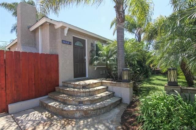 3553 Ingraham, San Diego, CA 92109 (#200019864) :: Crudo & Associates