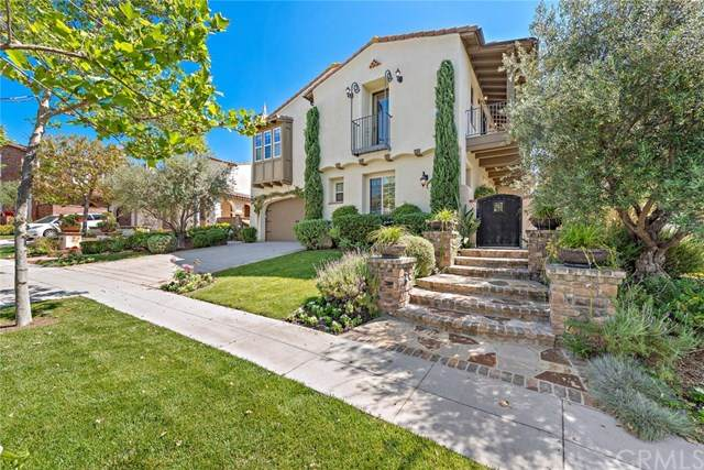 8 Adele Street, Ladera Ranch, CA 92694 (#OC20081894) :: Sperry Residential Group