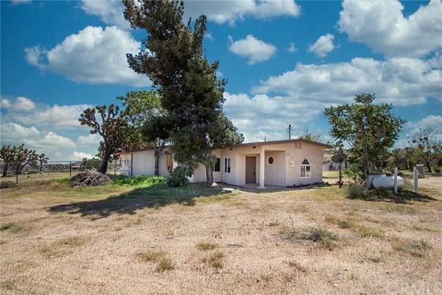 4987 Roberts Road, Yucca Valley, CA 92284 (#JT20056017) :: Allison James Estates and Homes